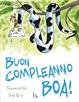 Cover of Buon compleanno Boa!