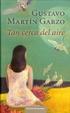 Cover of Tan cerca del aire