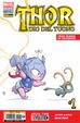 Cover of Thor - Dio del tuono n. 1 - Cover B Skottie Young
