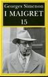 Cover of I Maigret 15