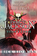 Cover of Percy Jackson and the Titan's Curse