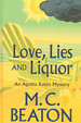 Cover of Love, Lies and Liquor