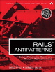 Cover of Rails AntiPatterns