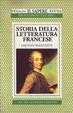 Cover of Storia della letteratura francese