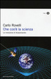 Cover of Che cos'è la scienza
