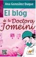 Cover of El blog de la doctora Jomeini