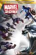 Cover of Marvel 2061 - Cento anni nel futuro