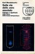 Cover of Sulla via dello zero assoluto