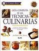 Cover of Guía completa de las técnicas culinarias