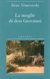 Cover of La moglie di don Giovanni