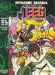 Cover of Jeeg robot d'acciaio