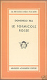 Cover of Le formicole rosse