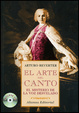 Cover of El arte del canto