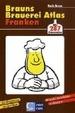Cover of Brauns Brauerei-Atlas Franken