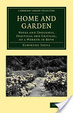 Cover of Home and Garden
