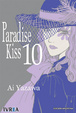 Cover of Paradise Kiss, nº10