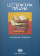 Cover of Letteratura italiana volume secondo