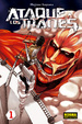 Cover of Ataque a los titanes #1