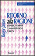 Cover of Ritorno alla ragione
