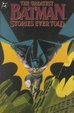 Cover of Greatest Batman Stories Ever Told