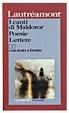 Cover of I Canti di Maldoror - Poesie - Lettere