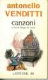 Cover of Antonello Venditti - Canzoni