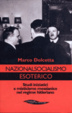 Cover of Nazionalsocialismo esoterico
