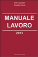 Cover of Manuale lavoro 2013