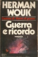 Cover of Guerra e ricordo