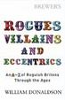 Cover of Brewer's Rogues, Villains, & Eccentrics