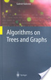 Cover of Algorithms on trees and graphs