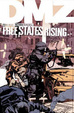 Cover of DMZ Vol. 11: Free States Rising