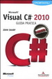 Cover of Microsoft Visual C# 2010. Guida pratica. I portatili
