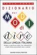 Cover of Dizionario dei modi di dire della lingua italiana