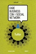 Cover of Fare business con i social network, 2