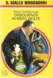 Cover of Dissolvenza in Nero Wolfe