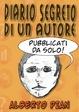 Cover of Diario segreto di un Autore