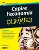 Cover of Capire l'economia for dummies
