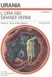 Cover of L'ora dei grandi vermi