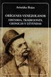 Cover of Orígenes venezolanos