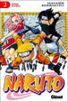 Cover of Naruto #2 (de 72)