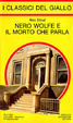 Cover of Nero Wolfe e il morto che parla