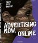 Cover of Advertising now. Online