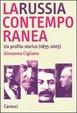 Cover of La Russia contemporanea