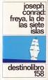 Cover of Freya, la de las siete islas