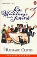 Cover of Four weddings and a funeral