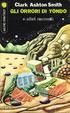 Cover of Gli orrori di Yondo e altri racconti