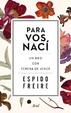 Cover of Para vos nací
