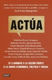 Cover of Actúa