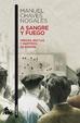 Cover of A sangre y fuego